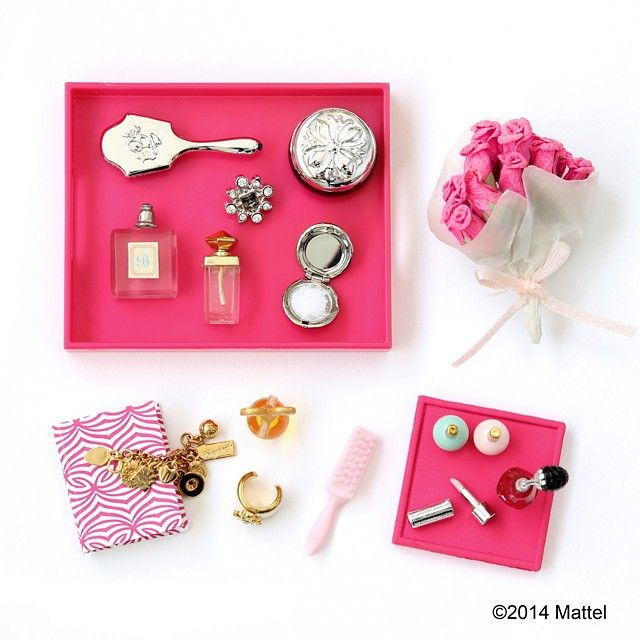 Where would I be without my beauty essentials? #BarbieEssentials #Barbie #BarbieStyle