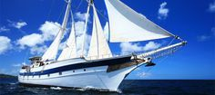 An more pleasant way to sail the Caribbean.   Island Windjammers Cruises - Caribbean Tall Ship Sailing Cruises
