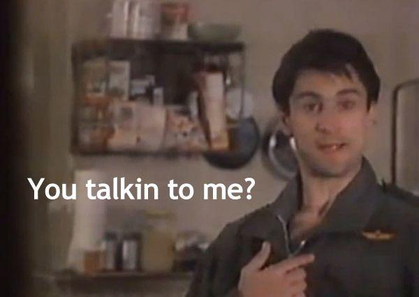 Are you talking to me ? - je suis une Claudine ! C'est aussi pour ces raisons que j'aime tant Pinterest...