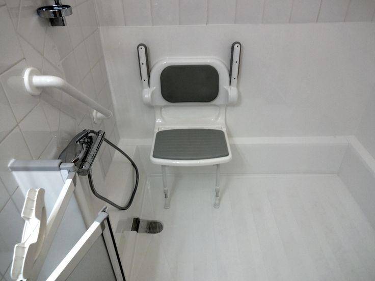 7 best Sièges de douche Senior Bains images on Pinterest Shower - antiderapant salle de bain