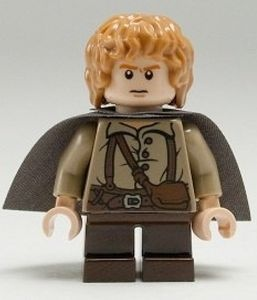 Samwise Gamgee LEGO Lord of the Rings Minifigure