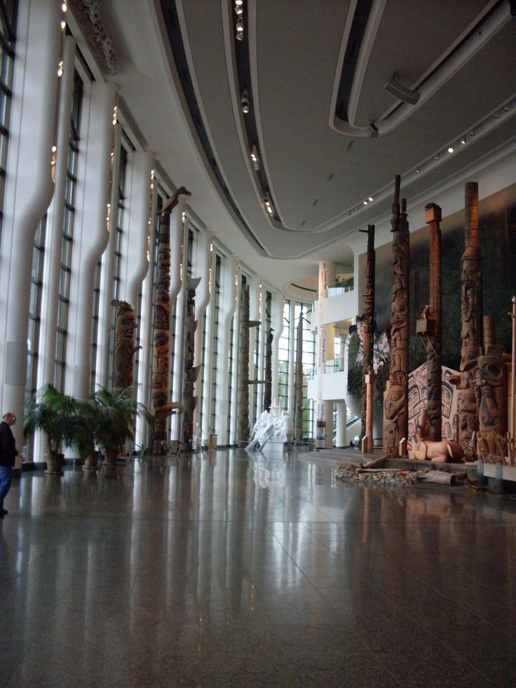 Canadian Museum of Civilization: Gatineau, Quebec