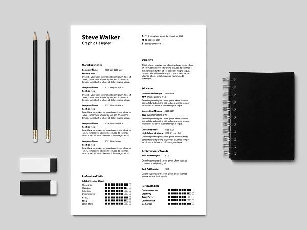 three column resume template - 40 best design resumes images on pinterest creative