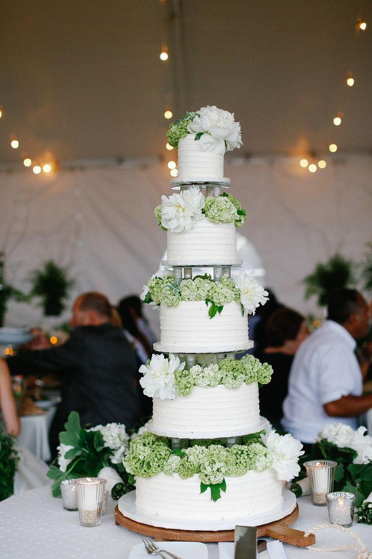 Tiered Wedding Cakes