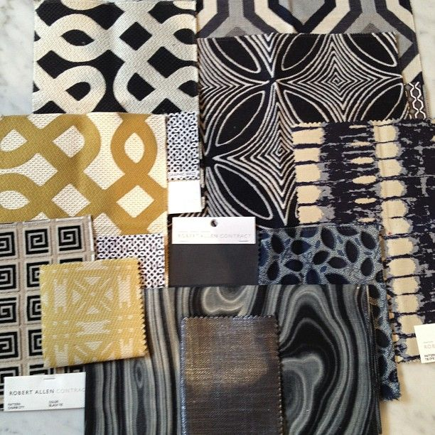 Robert Allen Design Fabrics - Photo by meredithheron
