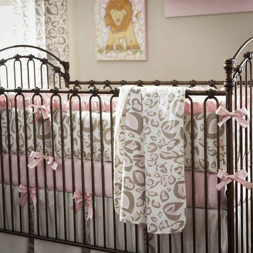I would love a leopard nursery!!! So Cute!