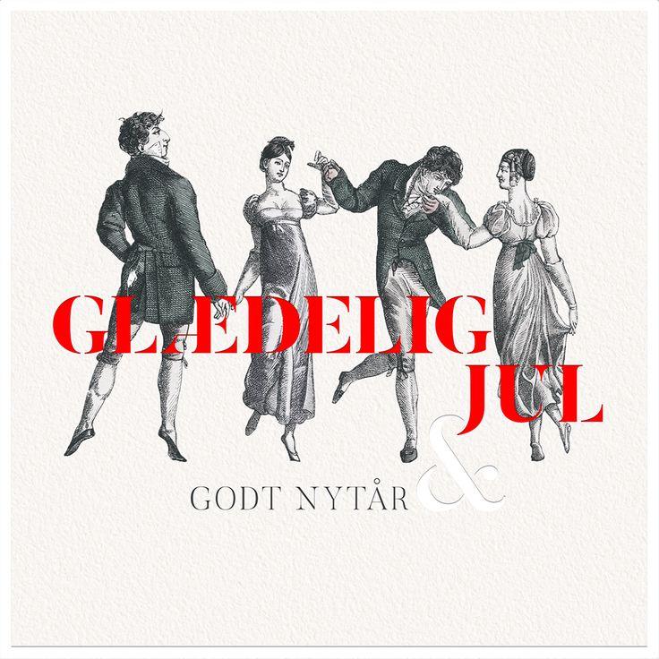 Merry Christmas - Glædelig jul - Grafikbutik.dk 2015