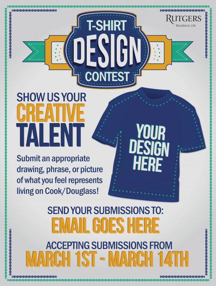 T Shirt Flyer Template Best Of T Shirt Design Contest Flyer Template Graficasxerga Flyer Template Flyer Flyer Design Templates