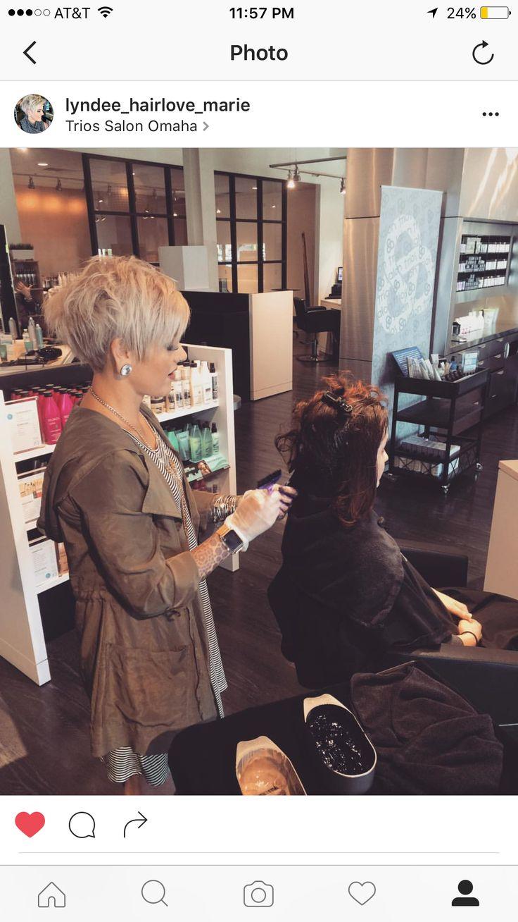 best hairstylesshorter for older women images on pinterest