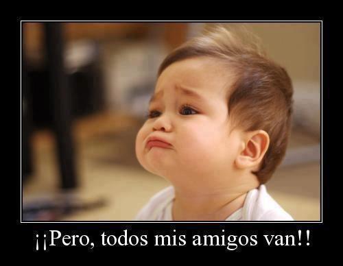Imagen graciosa de bebe | Imagenes con frases bonitas ...