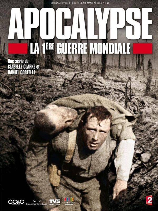 Apocalypse - La 1ère Guerre Mondiale une série TV de avec . Retrouvez toutes les news, les vidéos, les photos ainsi que tous les détails sur les saisons et les épisodes de la série Apocalypse - La 1ère Guerre Mondiale