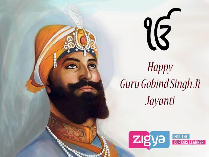 May you be bestowed with Waheguru's blessings on the Gurpurab of Sh. Guru Gobind Singh Ji