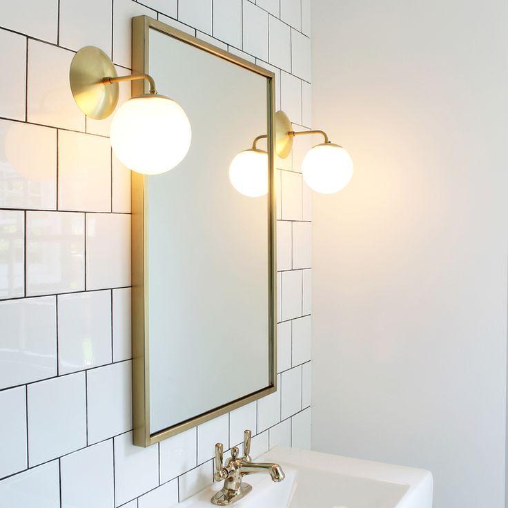 Alto Sconce 6 Bathroom Sconces Bathroom Lighting Bathroom