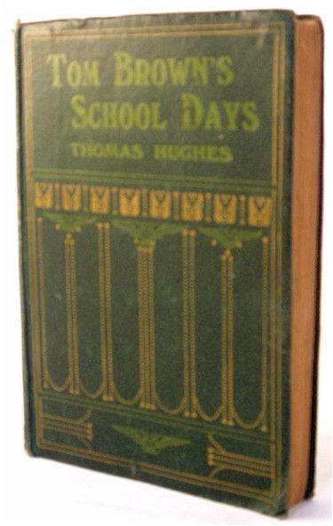 Tom Brown's School Days (Hardy Amies' copy)