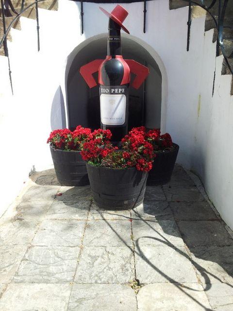 A day trip from Seville: Jerez de la Frontera, Bodegas Tio Pepe