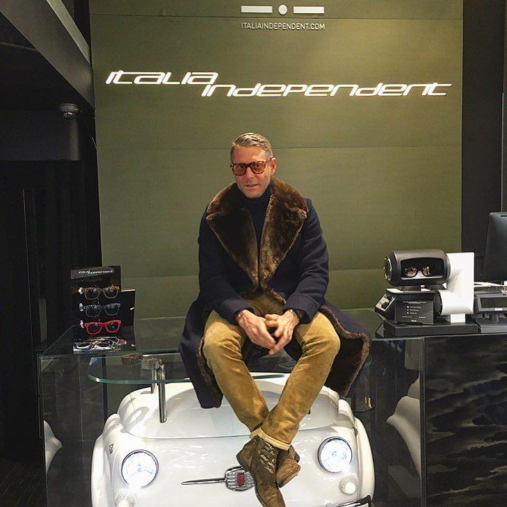 #LapoElkann Lapo Elkann: Always a good time to come by my store on Mercer Street 85 . @italiaindependentofficial #doitbetter