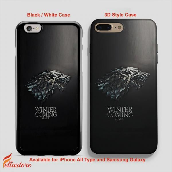 cool Game of Thrones Winter is Coming Stark iPhone 7-7 Plus Case, iPhone 6-6S Plus, iPhone 5 5S SE, Samsung Galaxy S8 S7 S6 Cases and Other Check more at https://fellastore.com/product/game-of-thrones-winter-is-coming-stark-iphone-7-7-plus-case-iphone-6-6s-plus-iphone-5-5s-se-samsung-galaxy-s8-s7-s6-cases-and-other/