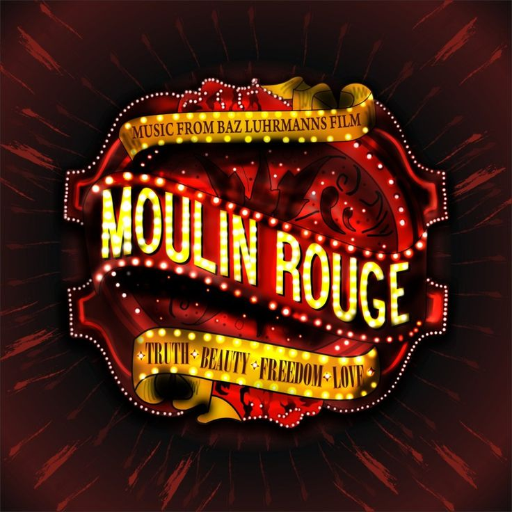 15 best GRAPHIC DESIGN moulin rouge images on Pinterest   Work on ...