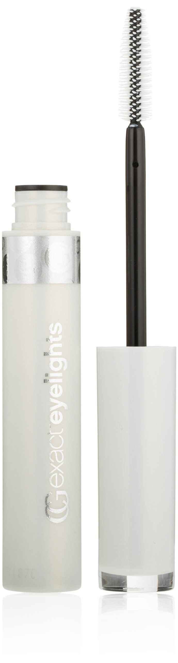 CoverGirl Exact EyeLights Regular Mascara, Black Sapphire 710 (for Blue Eyes), 0.24-Ounce Packages (Pack of 3). Get 4X Brighter Eyes vs. bare lashes. Unique mascara formula with micro-color spheres & metallics specially designed to reflect your eye color. No-clump exact brush. Helps brighten the look of your eye color. Four eyelighting shades - for blues, browns, hazels and greens.