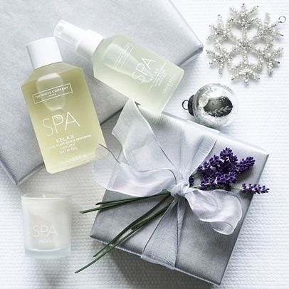 Spa Relax Gift Set