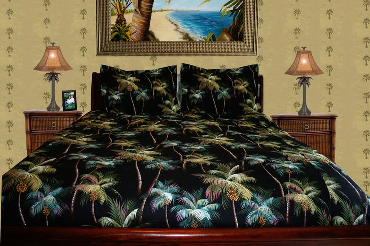 Best 25 tropical bedding ideas on pinterest tropical - Bed bath and beyond palm beach gardens ...