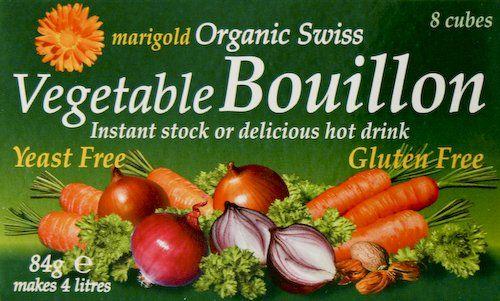 Marigold Yeast Free Bouillon Stock Cube 84g