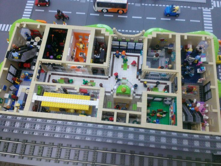 Jangbricks Lego Reviews Amp Mocs Mall Construction Update