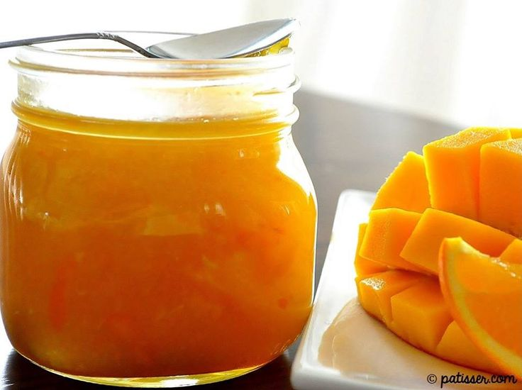 Weekeeeeend :) On se prépare des pots de confiture de mangue ? => http://ow.ly/u7nj305k3jJ