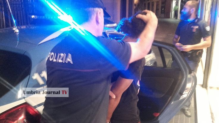 Cani antidroga a Terni, arrestato romeno aveva oltre 63 dosi di hashish