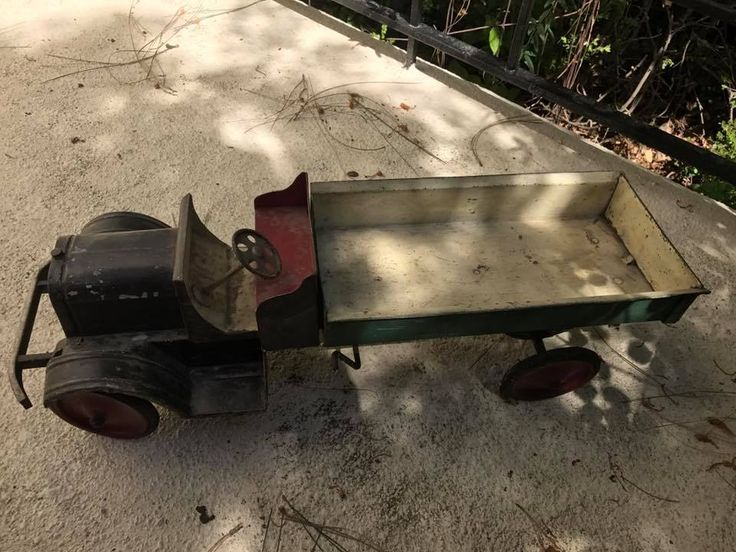 Vintage 1920's toy truck Body L