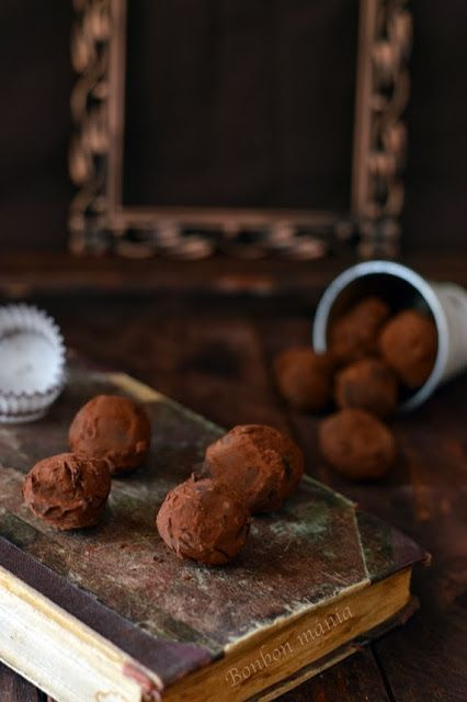 Bonbon mánia: Fahéjas trüffel