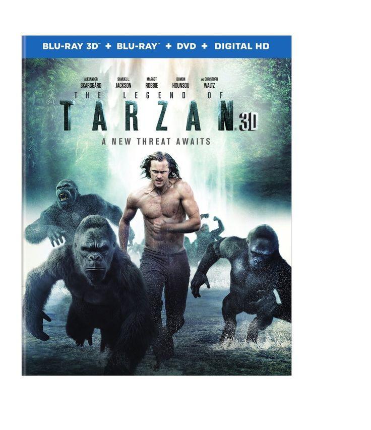 The Legend of Tarzan (3D  Blu-ray  DVD  Digital HD) $9.99  Free Shipping @ Best Buy #LavaHot http://www.lavahotdeals.com/us/cheap/legend-tarzan-3d-blu-ray-dvd-digital-hd/142801?utm_source=pinterest&utm_medium=rss&utm_campaign=at_lavahotdealsus