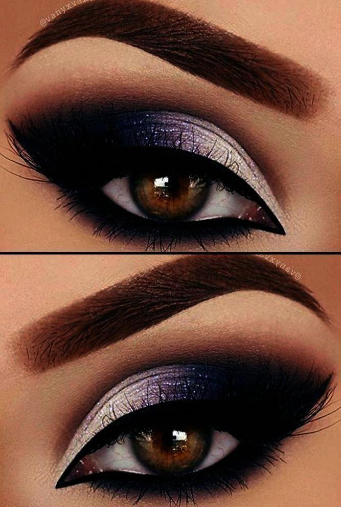 Smokey Eye Steps For Beginners Smokey Eye Makeup Blue Eyes Blue