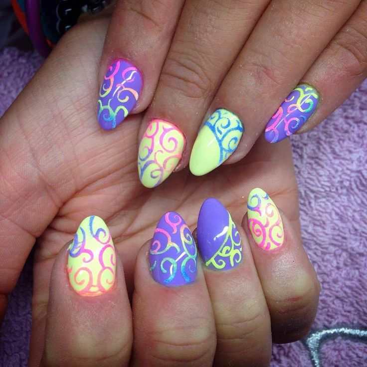 The 399 best Nails ❤ images on Pinterest | Nail art designs, Gel ...
