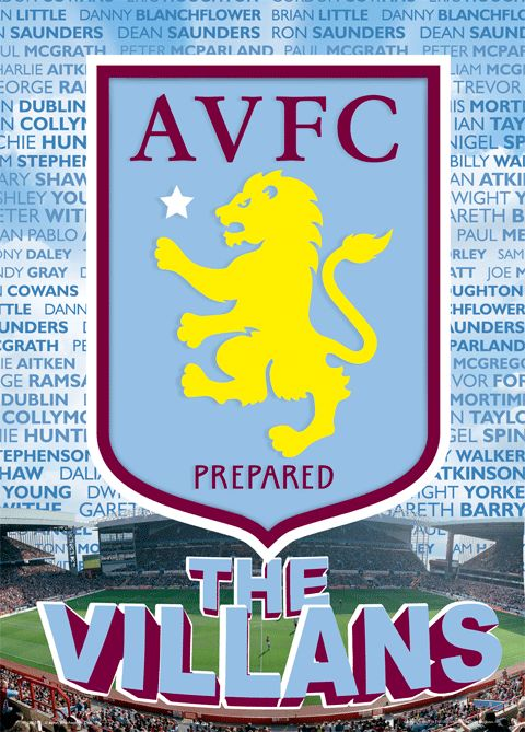 Aston Villa - Club Logo