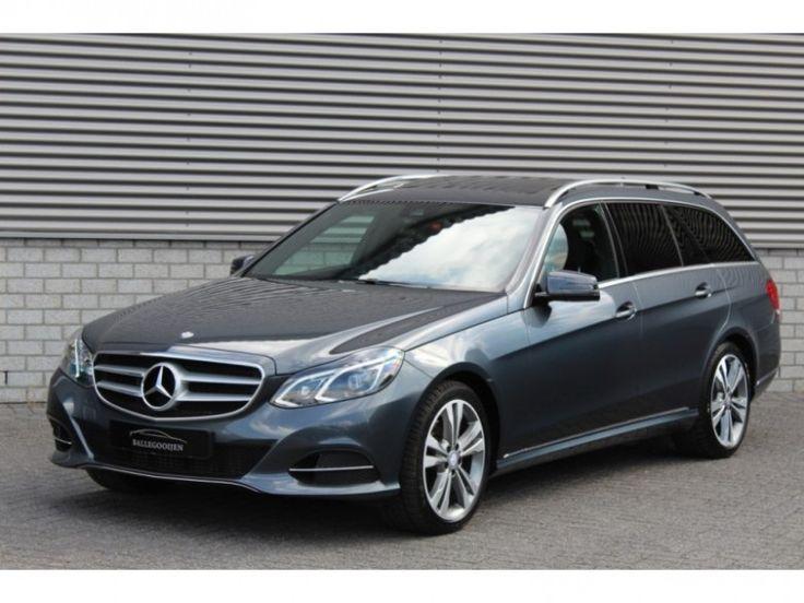 Mercedes-Benz E-Klasse  Description: Mercedes-Benz E-Klasse Estate E220 CDI 170PK Aut7 PRIJS EX BTW / BPM Avantgarde Comand Leder Schuifdak Led-xenon 2014. - 5155781-AWD  Price: 383.23  Meer informatie