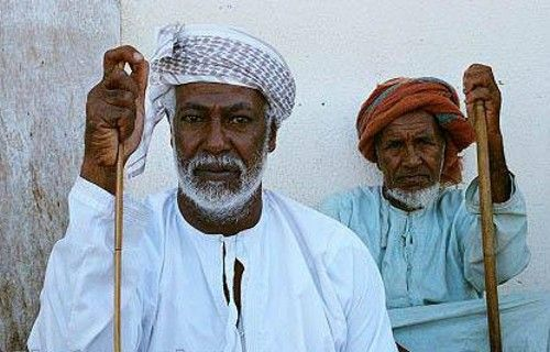 Oman Arabs