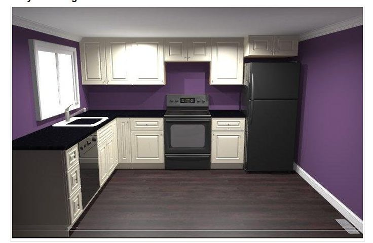 Best 25 purple kitchen walls ideas on pinterest house for Purple paint in kitchen