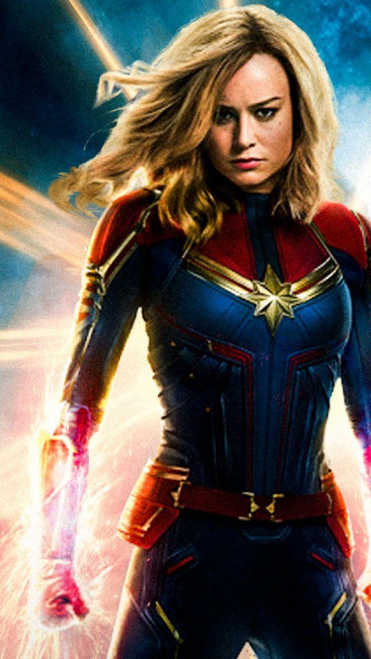 Captain Marvel Wallpaper Hd