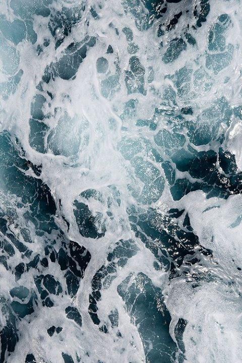 Ocean texture.