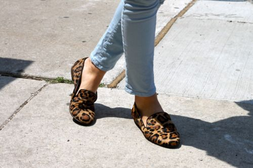 The Pursuit AestheticA Mini-Saia Jeans, Fashion, Leopards Shoes, Style, Steve Madden, Leopards Prints, Hot Clothing, Leopards Loafers, Leopards Flats