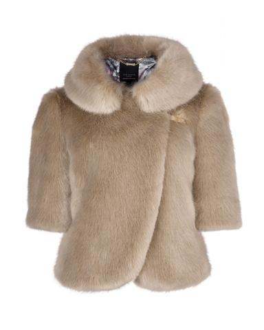 Faux fur jacket - OSCAI - Ted Baker
