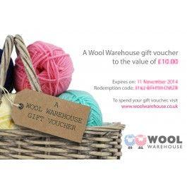 Wool Warehouse Gift Voucher