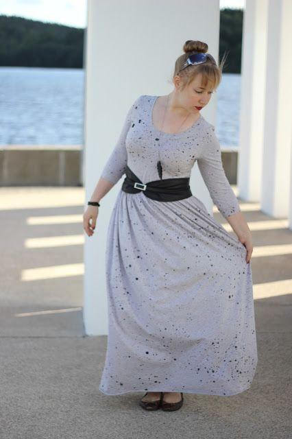 Lady Skater Dress by Kitschycoo