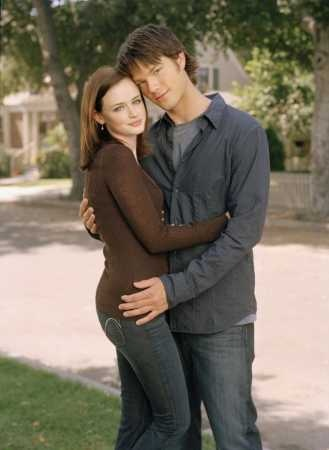gilmore girls ★ rory and yucky dean