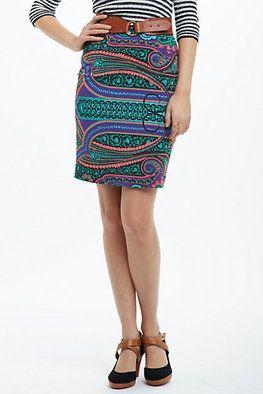 PLENTY BY TRACY REESE - Renkli bohem etek  Daha Fazlası: Hipnottis.com
