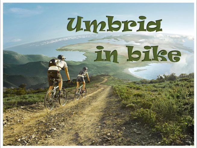 Scopri le meraviglie dell'Umbria in bicicletta!