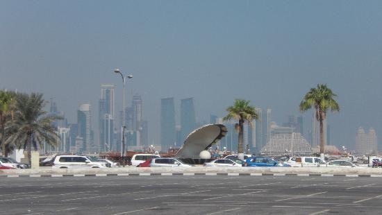 Qatar, Doha, Einkaufszentrum
