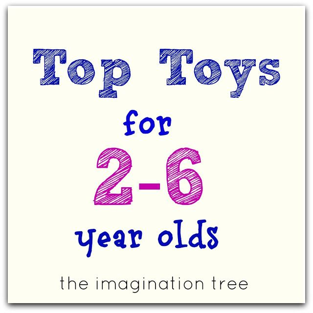 A list of fantastic, good quality toys for 2 to 6 year olds, which encourage creativity and critical thinking skills! Pin now to keep as a resource later