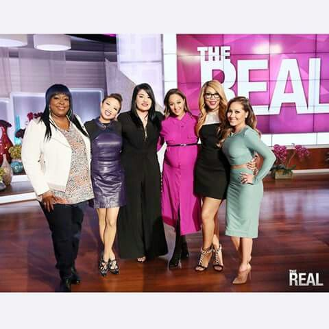 Suzette Quintanilla on The Real